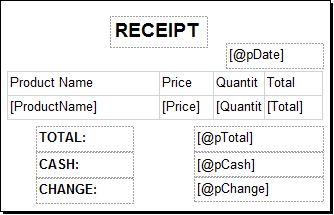 rdlc receipt in c#