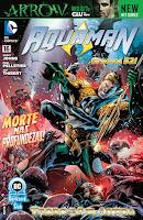 Os Novos 52! Aquaman #16