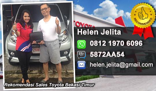 Rekomendasi Sales Toyota Bekasi Timur