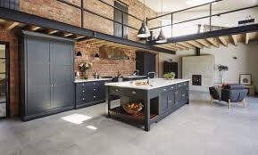 Modern Kitchen Design Ideas - Industrial Style