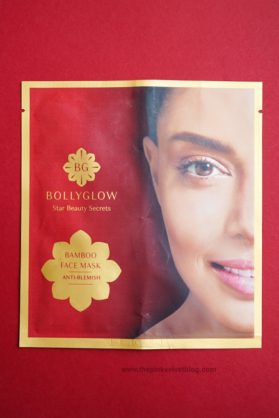 The Sensational Six September FAB BAG - Bollyglow Bamboo Sheet Mask