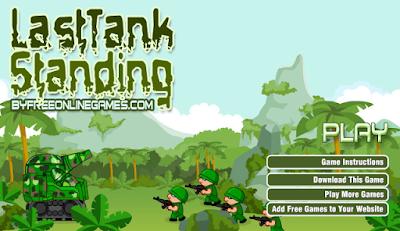 皇家陸軍坦克,可愛的Tank塔防小遊戲!