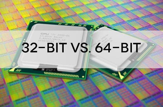 perbedaan windows 32 bit dan 64 bit beerta kelebihan dan kekurangan