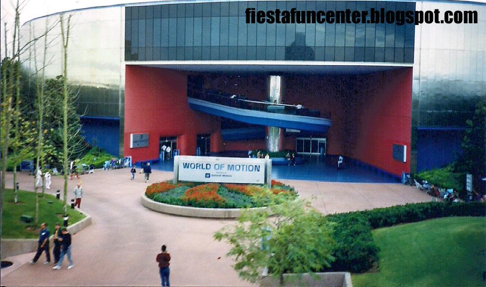 World of Motion Pavilion, Courtesy of Fiesta Fun Center
