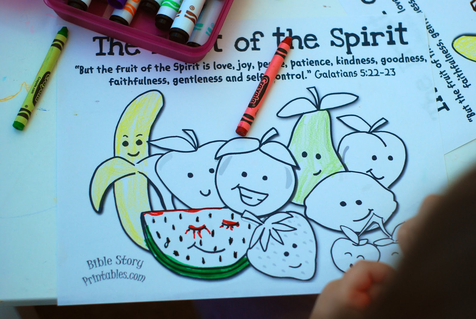 Better Than I Could Have Imagined Fruit Of The Spirit