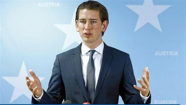 Austrian Foreign Minister Sebastian Kurz calls for EU's swift change of policy on Turkey