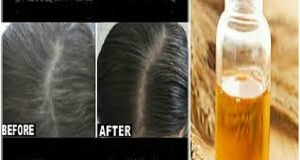 Homemade Miracle Drink – It Turns Gray Hair Back to Its Natural Color!