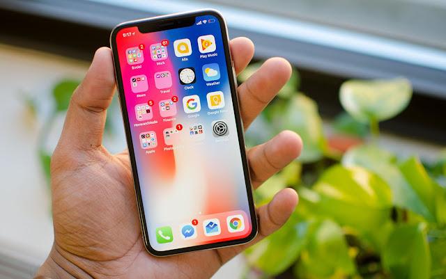 Cara Hard Reset Smartphone iPhone X