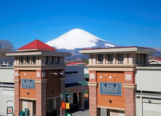 横浜市都筑区から御殿場プレミアムアウトレットに簡単に行く方法とは