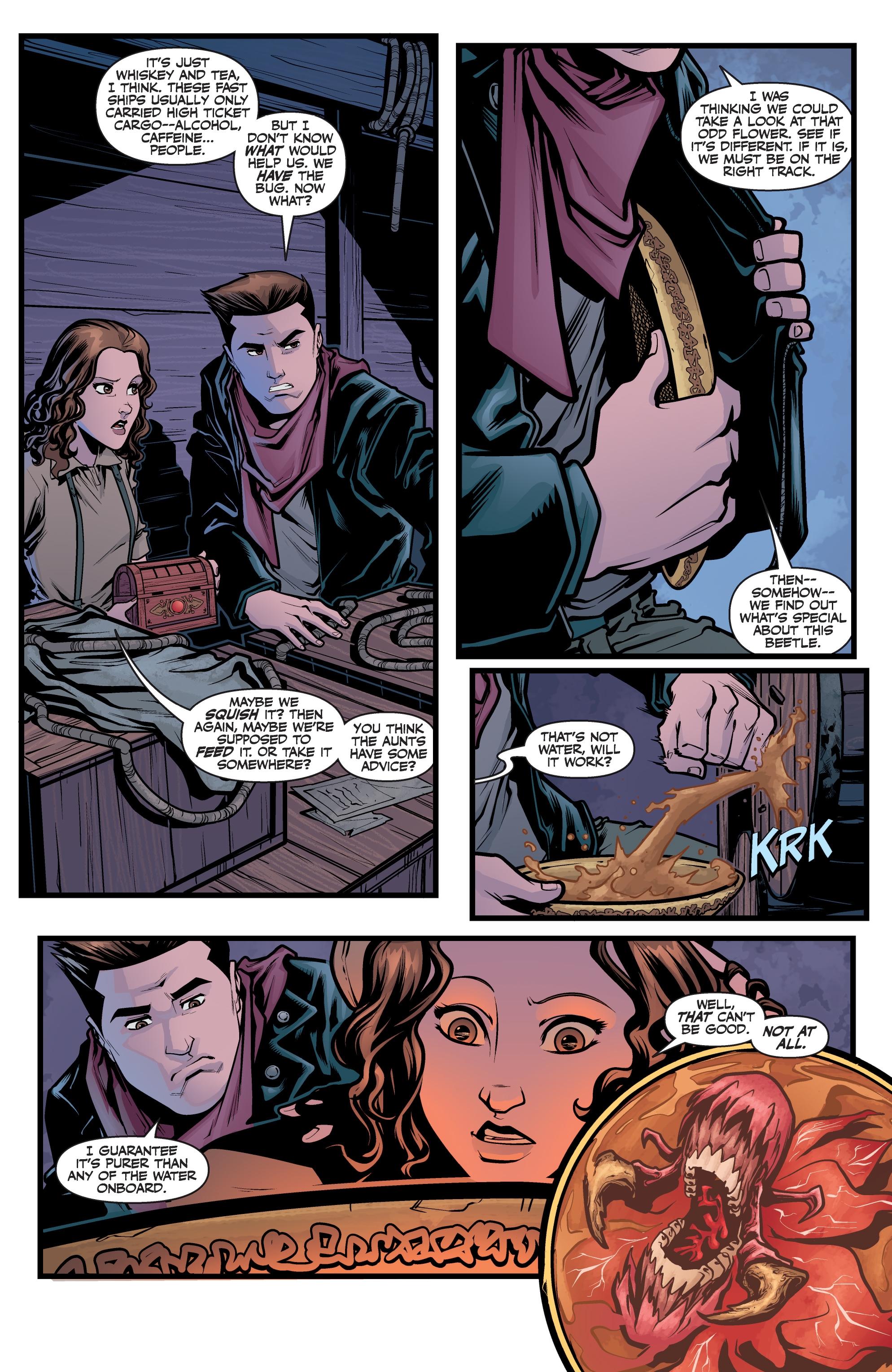 Read online Angel Season 11 comic -  Issue #6 - 10