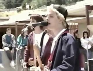 Green Day Lyrics - Dry Ice