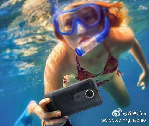 This Moto Mod will let you use Moto Z underwater