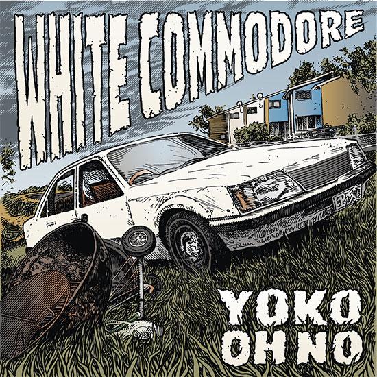 <center>Yoko Oh No stream new EP 'White Commodore'</center>