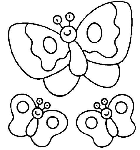 El rincon de la infancia: Dibujos para pintar para la primavera