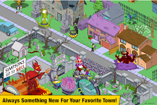 The Simpsons: Tapped Out Apk Mod v4.35.0 Free Shopping for android