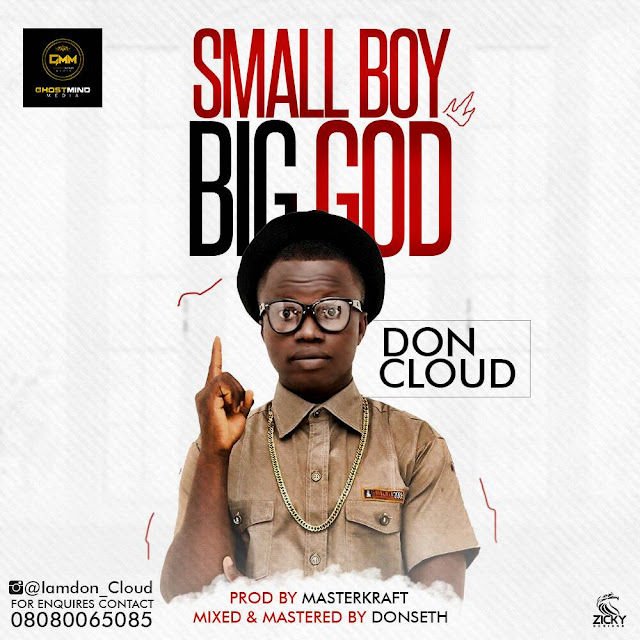 "Download ""Small Boy, Big God"" by Don Cloud"