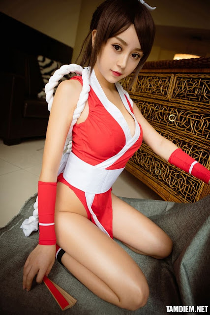 Hot girls Gái dâm Cosplay Street Fighter 2017 9