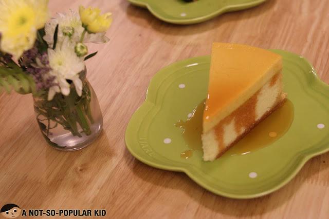 Nikko's Baking Studio Leche Flan