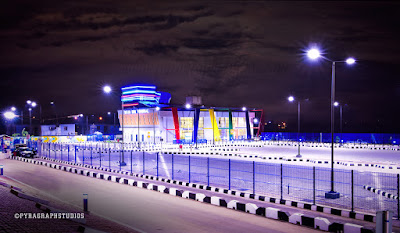 The New Ikeja Bus Terminal