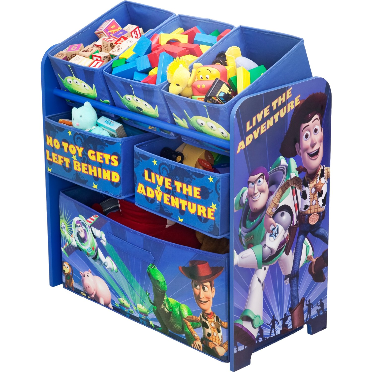 Heart Of Texas Coupon Gal Super Cute Disney Toy Bin Only