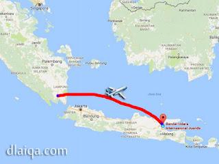 Lampung - Surabaya