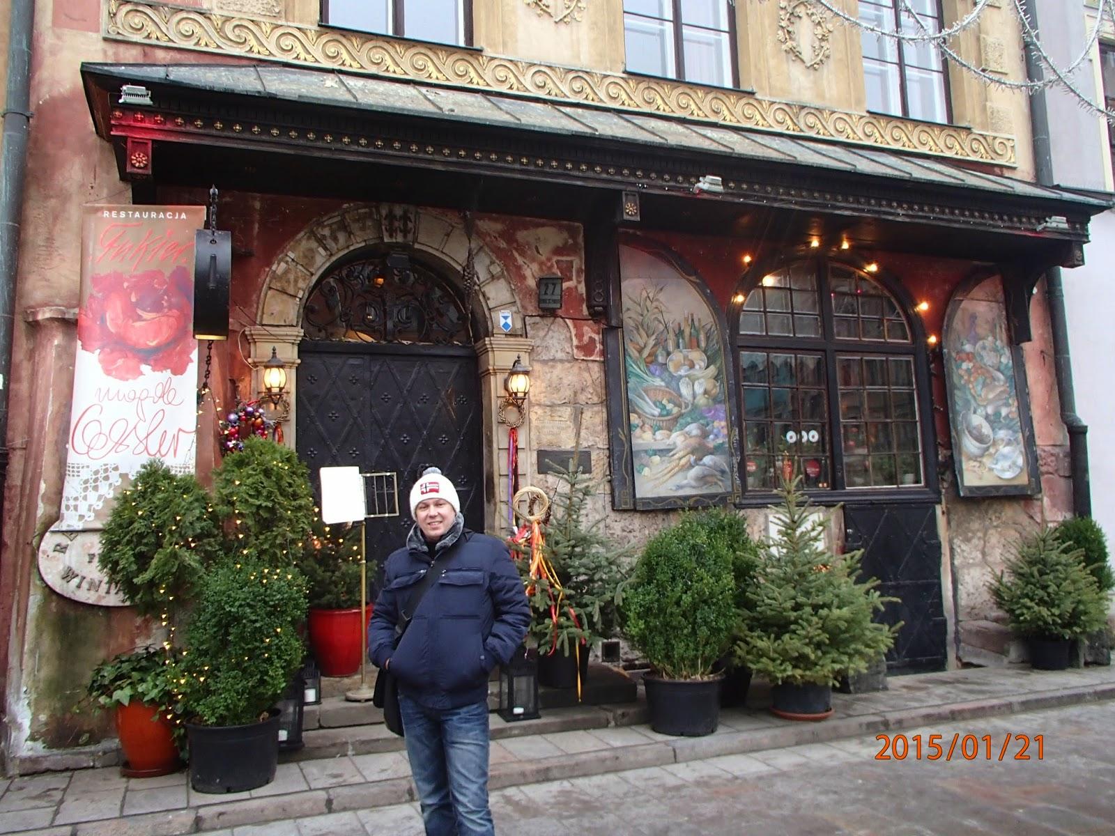 U Fukiera: Kulinarny Świat: U FUKIERA, Magdy Gessler