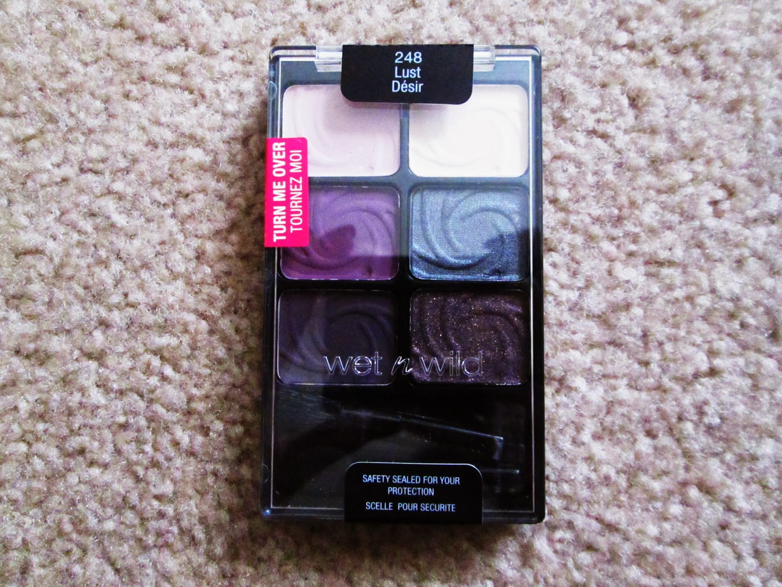 Wet N Wild Discontinued 6 Pan Palettes And Lip Products