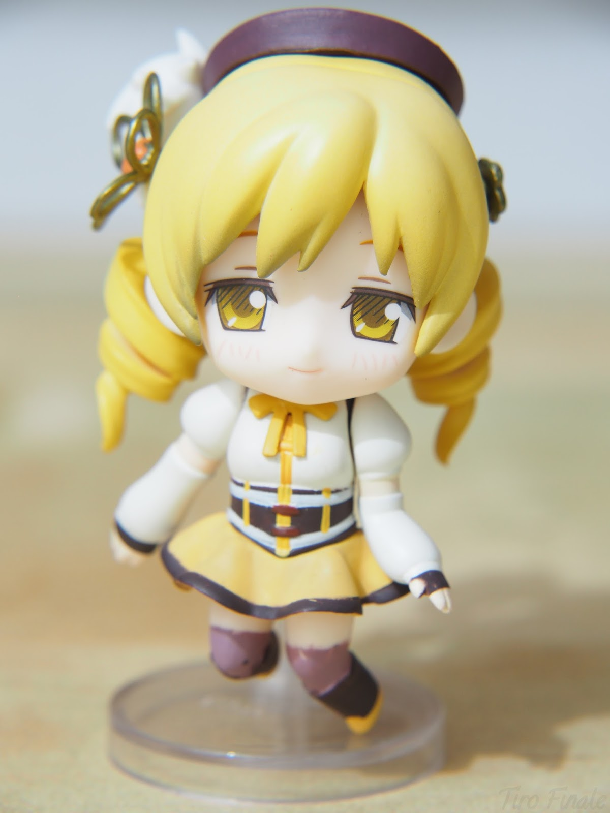 GoodSmile Nendoroid Petit Puella Magi Madoka Magica Figure Kyoko Sakura Uniform