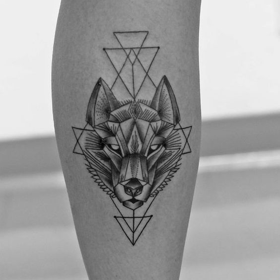 Awesome Wolf Tattoos For Women and Men