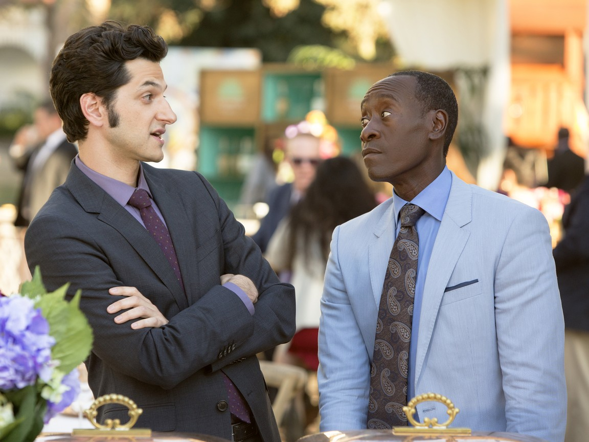 House of Lies - Season 4 Episode 05: The Urge to Save Humanity is Almost Always a False Front for the Urge to Rule