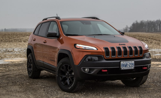 2015 Jeep Cherokee Trailhawk V-6 Review