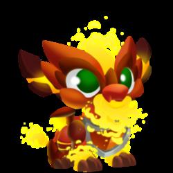 Dragon Raison (Enfant)