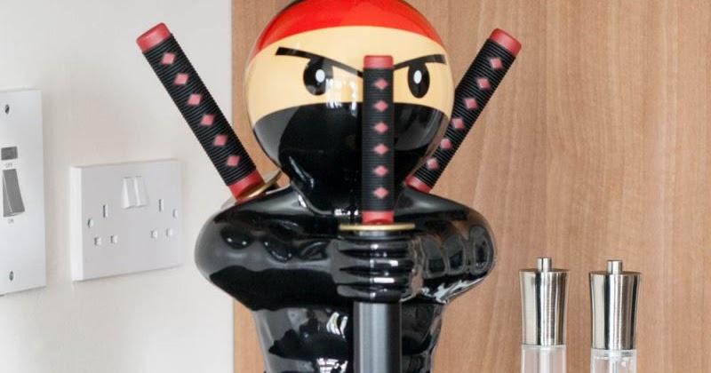 kitchen ninja knife block set. Black Bedroom Furniture Sets. Home Design Ideas
