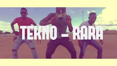 Tekno - Rara - Video