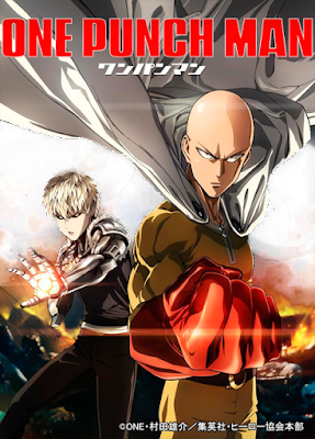 One Punch Man |12/12 + Ovas| |Castellano| |HD-Rip| |Mega 2 Links|