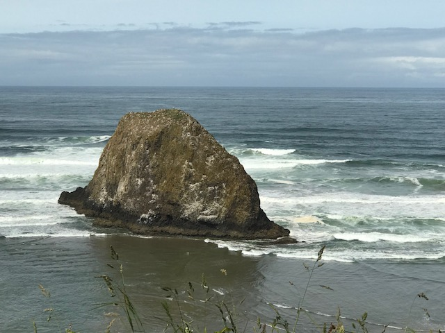 Cannon Beach Or To Castle Rock