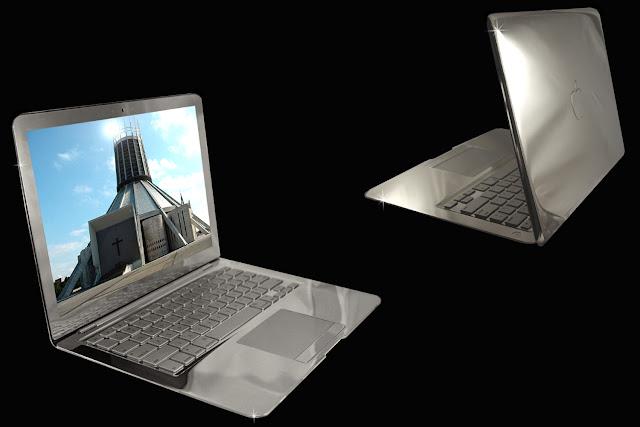 Macbook Air Supreme ice Edition laptop paling mahal di dunia