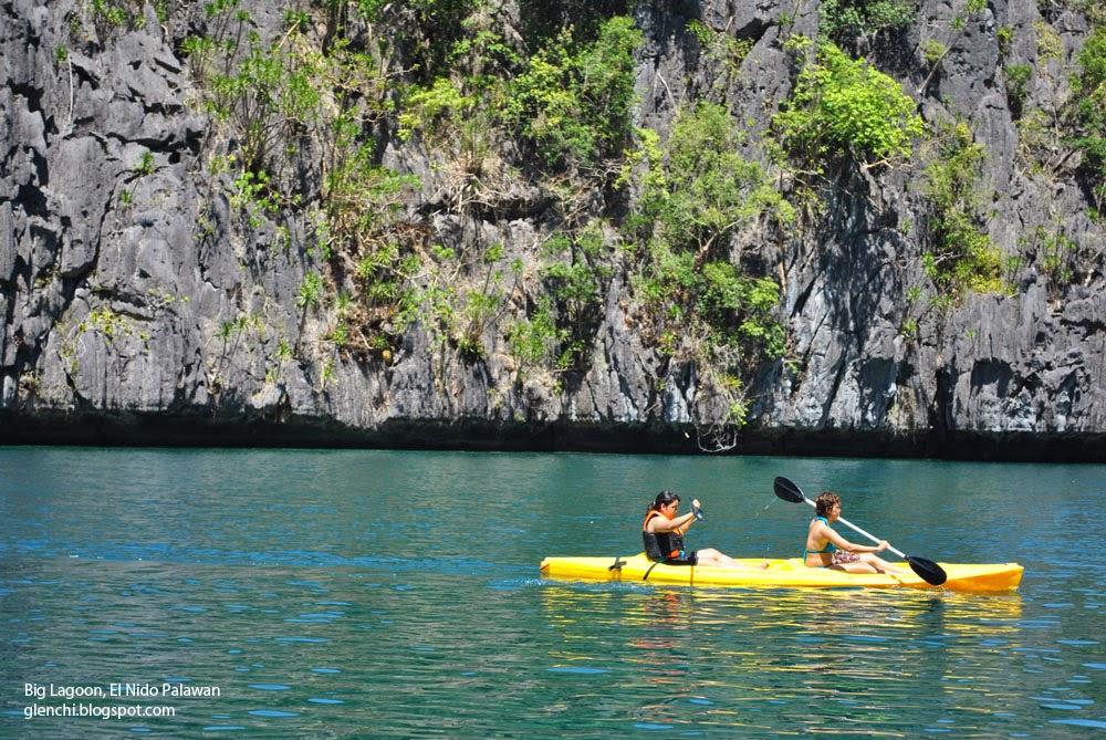 Big Lagoon El Nido Palawan