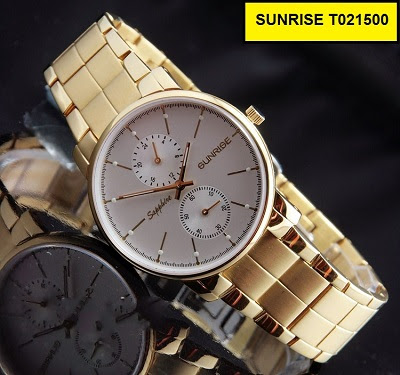 Đồng hồ nam Sunrice T021500