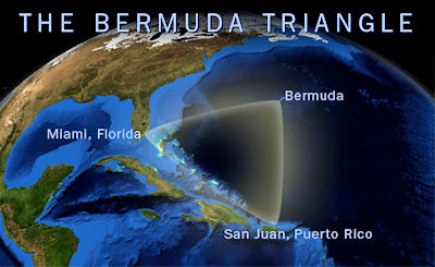 Is The Mystery of the Bermuda Triangle Solved