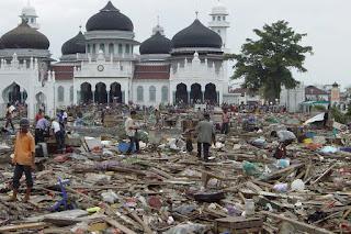Gempa Tsunami Aceh