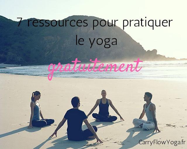 7 ressources pour pratiquer le yoga à la maison gratuitement