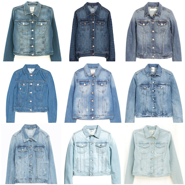 Ioanna's Notebook - Fashion Trends: Denim Jacket Outfits & Shopping List