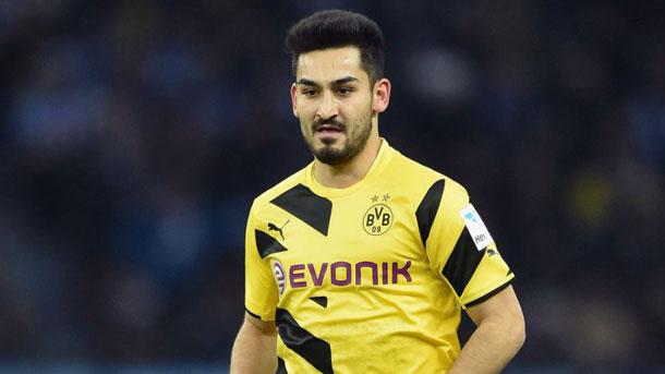 Gündogan habría tomado la decisión de irse al Manchester City