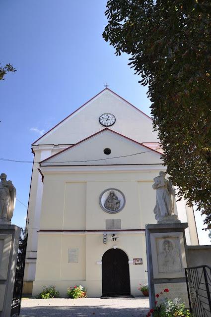 Kościół pod wezwaniem Wniebowzięcia NMP w Zawichoście