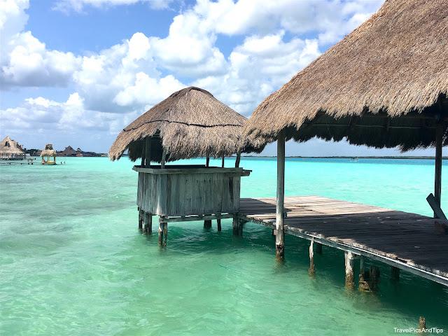 Bacalar, la lagune aux 7 couleurs, Yucatan, Mexique