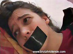 Video Bokep Perkosaan Sex Cewek Mulut di Lakban