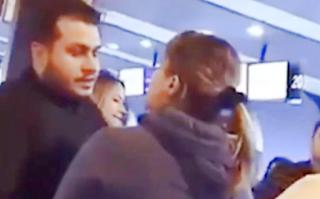 Ετοίμαζε ταξιδάκι με την ερωμένη του αλλά τον τσάκωσε η γυναίκα του - Χαμός και μαλλιοτράβηγμα στο αεροδρόμιο