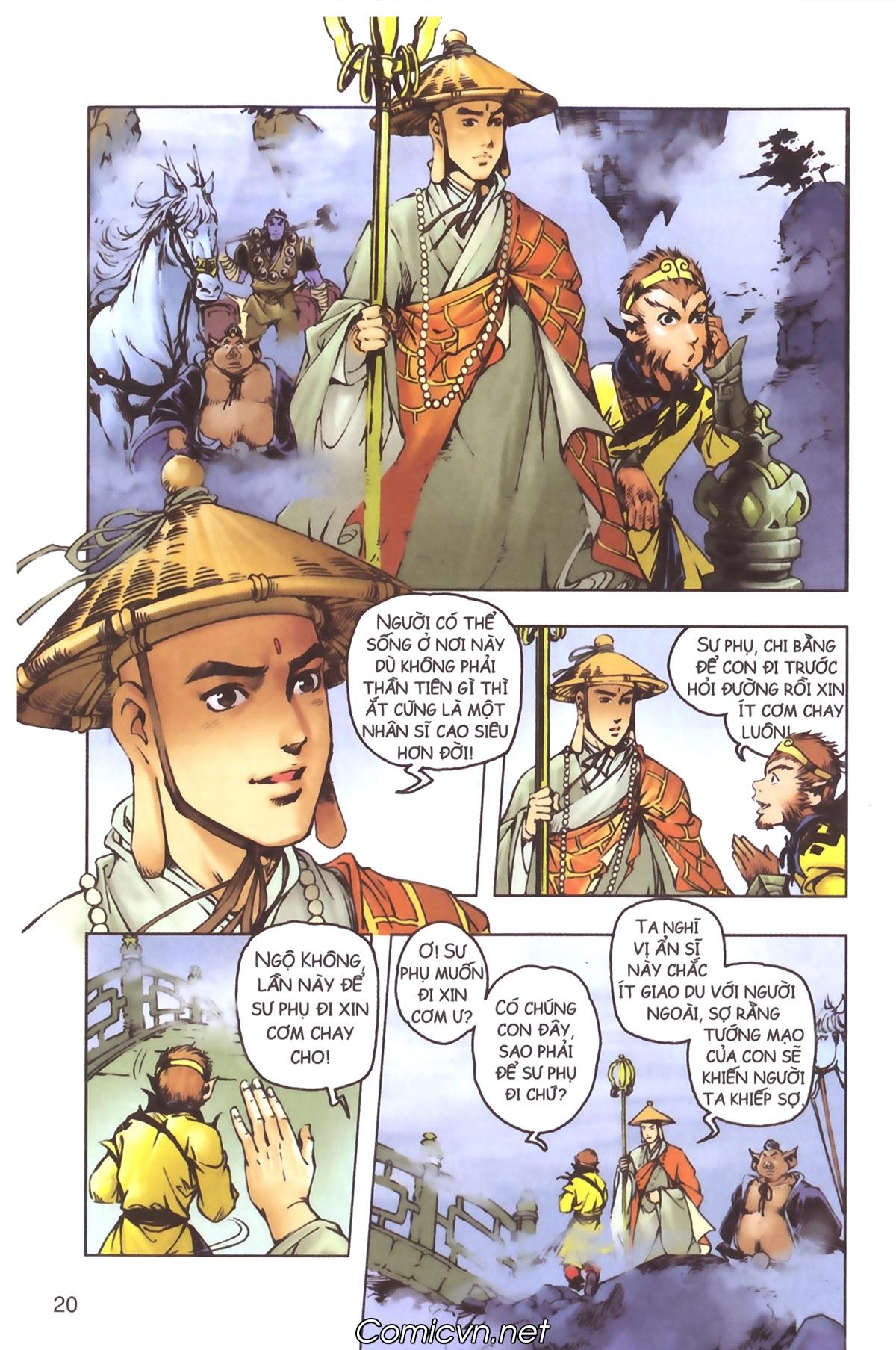 Tây Du Ký màu - Chapter 114 - Pic 18