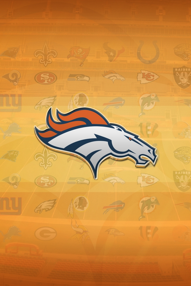 Denver broncos download iphone ipod touch android - Denver broncos iphone wallpaper ...